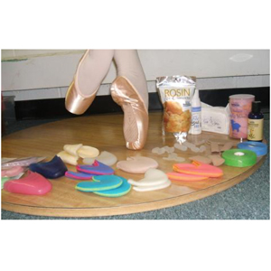 DIANA'S DANCEWEAR POINTE SHOES ACCESSORIES