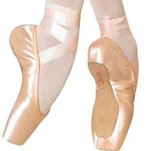 POINTE SHOES - MIRELLA