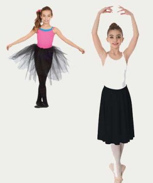 DIANA'S DANCEWEAR SKIRTS and TUTUS