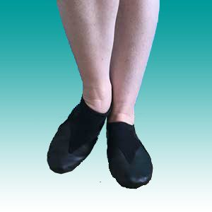 DIANA'S DANCEWEAR JAZZ SHOES