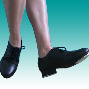 DIANA'S DANCEWEAR TAP SHOES